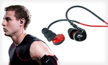 $19.99 for Pair of MeElectronics Sport Noise-Isolating In-Ear Headphones ($49.99 List Price). Free Shipping & Returns.