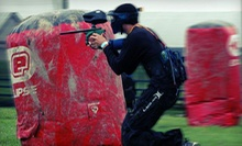 Paintball Outing for 2 or 4, or Paintball Party for Up to 10 at Xtreme Paintball Park (Up to 57% Off)