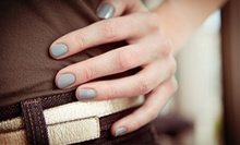 Shellac Manicure or Spa Mani-Pedi at Day Lily Hair and Nail Salon (Half Off)