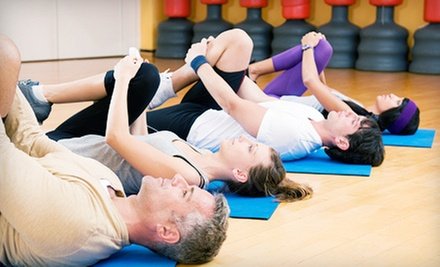 5 or 10 TRX, Pilates, or Spin Classes at Off The Grid Fitness (Up to 81% Off)