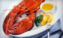 Lobster Dinner for Two or Four or One or Two Pounds of Takeout Shrimp at Brewsters Seafood Market (Up to 56% Off)