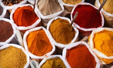 $10 for $20 Worth of Herbs, Spices, and Seasonings at Savory Spice Shop