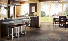 Carpet or Flooring and Installation at Floor Fashions (Up to 55% Off). Three Options Available.