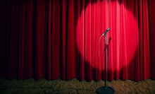 Patróns of Comedy – Latino Comedy Showcase for Two at The Comedy Palace (Up to 67% Off)