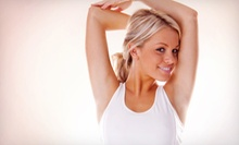 Three or Six Laser Hair-Removal Treatments at Georgetown Electrolysis Skin Care (Up to 82% Off)