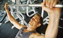 $39 for a One-Month Gym Membership and One Personal-Training Session at Fitness SF ($199 Value)