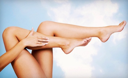 Six Laser Hair-Removal Treatments on a Small, Medium, or Large Area at AmeriCurves (Up to 85% Off)