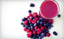 $11 for Five Small Smoothies at Tropical Fruit Paradise ($22.50 Value)