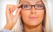 Prescription Eyewear with Optional Exam at Healthy Eye Family and Developmental Vision Center (Up to 77% Off)