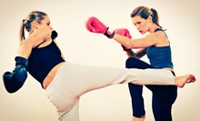 $45 for One Month of Unlimited Classes at Evolution Kickboxing ($159 Value)