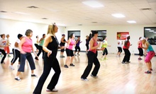 10 or 20 Zumba Classes at Zumba Get Fit (Up to 63% Off)