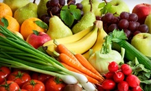 $15 for a One-Day Organic Juice Cleanse from Village Organic Market ($30 Value)