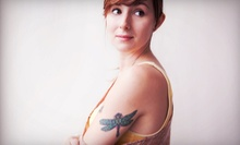 Three Laser Tattoo-Removal Treatments on up to 3, 6, or 10 Square Inches at Erase-A-Tat (Up to 59% Off)