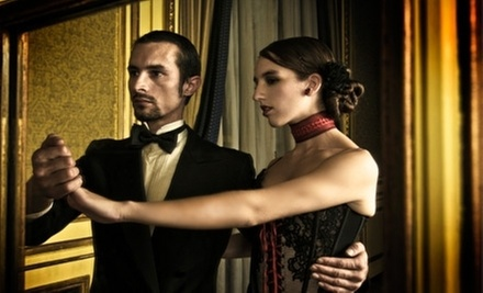 Four Beginner's Ballroom Dance Classes for One or Two or Eight Classes for One at Arthur Murray Dance Center (56% Off)