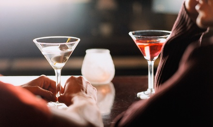 VIP Bottle Service for Five or More, or $15 for $30 Toward Premium Cocktails for Four at Mova Lounge DC