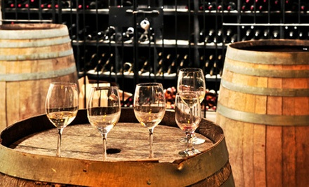 Wine Tasting Package for Two or Four with $10 or $20 Off Your Wine-Purchase Bill at Buffalo Rock Winery