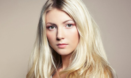 $30 for a Haircut with Partial Highlights or Colour from Maria at Delmar Family Beauty Salon ($110 Value)
