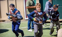 Laser Tag for Four or Six at Norcal Laser Tag (Half Off)