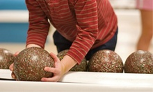 Bowling Package for Up to 4 with Soda or Beer, or Bowling Package for Up to 15 at Parkville Lanes (Half Off)