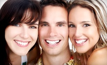 Exam, X-rays, Cleaning, and Take-Home Teeth-Whitening Trays for One, Two, or Four at True Dental (Up to 93% Off)