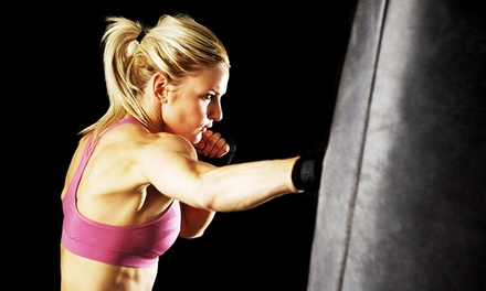 Five or Ten Boxing and Kickboxing Classes at Supreme Team Boxing (Up to 56% Off)