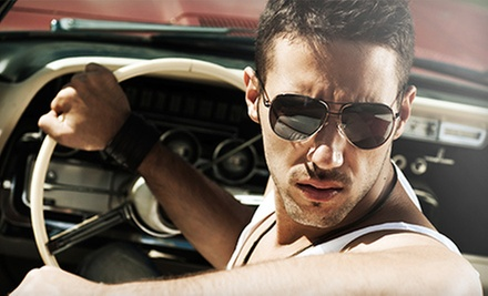 $11 for a Mens Haircut at The Mens Room (Up to $22 Value)