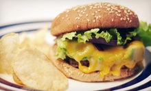 $7.99 for Burgers, Fries, and Drinks for Two at Copeland's of Kingston ($15.96 Value)