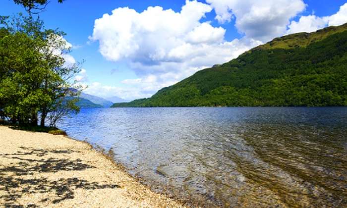 Arrochar Hotel - Arrochar: Argyll & Bute: 1 to 3 Nights For Two With Breakfast, Dinner and Bubbly from £59 at Arrochar Hotel