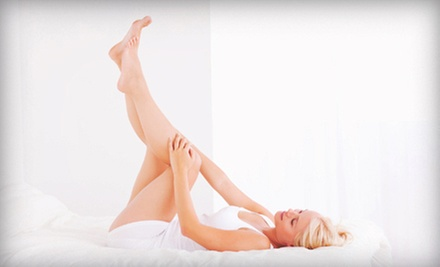 Six Laser Hair-Removal or Electrolysis Treatments on a Small, Medium, or Large Area at Becoming New (Up to 84% Off)