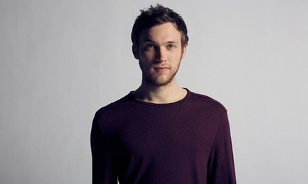 Phillip Phillips Concert for Two at Arena Theatre on Saturday, September 27, at 9 p.m. (Up to 51% Off)