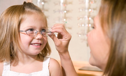 $59 for $200 Toward Prescription Eyewear or Prescription Sunglasses at Eye-Deal Vision