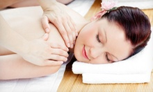 Chair or Therapeutic Massages at The Care of You Therapeutic Massage (Up to 54% Off). Three Options Available.