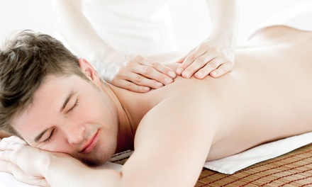60-Minute Massage with Organic Cucumber Facial or 30-Minute Foot Reflexology for One or Two at TMT Spa (Up to 53% Off)
