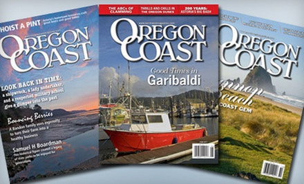 One- or Two-Year Subscription to &quot;Oregon Coast Magazine&quot; (Up to 53% Off)