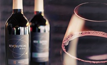 $89 for Six Bottles of Wine and Wine Tasting for Two at Revolution Wines ($149 Value)