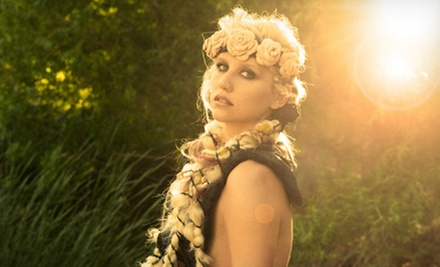 Ke$ha with Special Guest Mike Posner at Uptown Amphitheatre at NC Music Factory on August 15 (Up to Half Off)