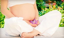 One or Two 60-Minute Pregnancy Massages with Aromatherapy at Salt Lake Prenatal Massage (Up to 53% Off)