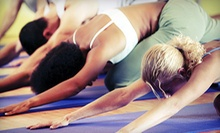 $35 for 10 Visits to Downtown Fitness Center ($70 Value)