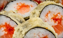Sushi Dinner Cuisine Friday and Saturday or Sunday–Thursday at Domo 7 Japanese Restaurant (Half Off)