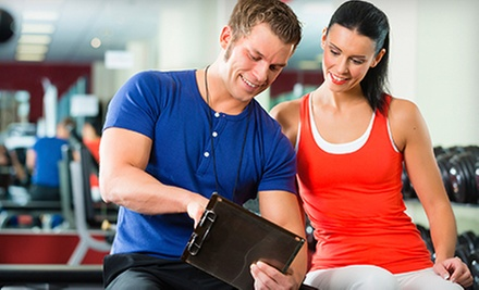 Private and Semiprivate Personal Training at Wallace Fitness (Up to 59% Off). Three Options Available.