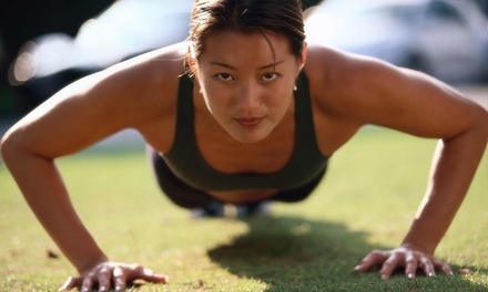$29 for Three-Week Boot Camp with Meal Plan at Elite Edge Gym ($443 Value)