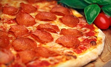 Pizzeria Cuisine at Best Choice Pizza (Up to 52% Off) Two Options Available.