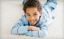 Carpet Cleaning for Three or Four Rooms from Tri-Vesta Services (Up to 75% Off)