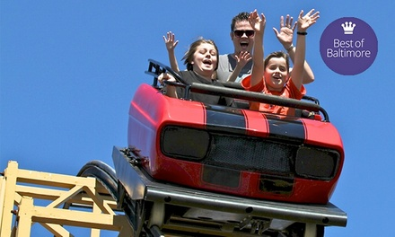 $17 for an All-Day Pass at Adventure Park USA (Up to $29.95 Value)