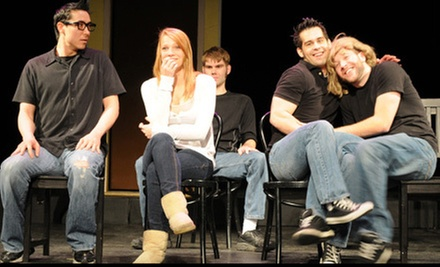 $75 for Level A Improv-Comedy Course at Made Up Theatre in Fremont ($150 Value)