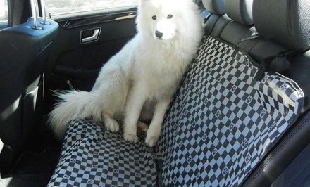 Pet Car Seat Covers by SPAW