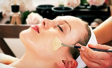 Facial and an Eye Treatment with Optional Microdermabrasion Treatment at Lavender The Skin Care Place (Up to 63% Off)