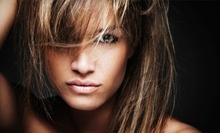 Haircut with Option for Colour at Harlingten's of London Hair Design (Up to 53% Off)