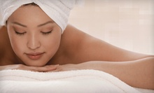 One 50-Minute Swedish or Hot-Stone Massage at Signature Massage Services (Up to 54% Off)