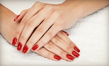 $30 for Two No-Chip Spa Manicures at Katrina's Hair and Nail Salon ($60 Value)